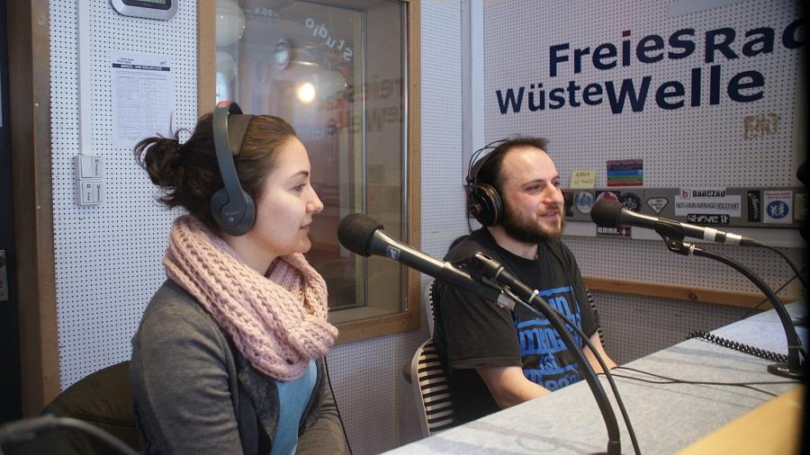 Freies Radio Wüste Welle - Lokalmagazin - Das letzte Einhorn